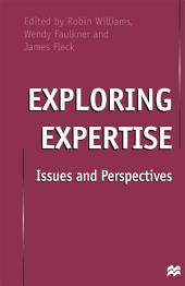Exploring Expertise: Issues and Perspectives