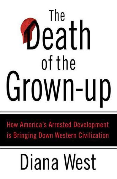 Download The Death of the Grown Up Book