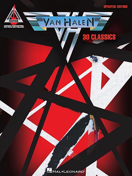 Download Van Halen   30 Classics Book