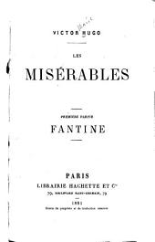 Les misérables: Volume 1