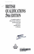 British Qualifications PDF