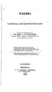 Tales: National and Revolutionary, Volume 1