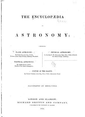 The Encyclopaedia of Astronomy PDF