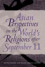 Asian Perspectives on the World s Religions after September 11 PDF