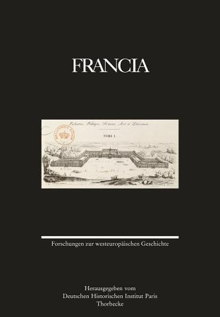 Francia  Band 44 PDF