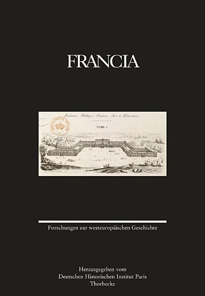 Francia, Band 44 Pdf Book