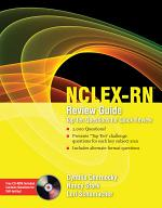 NCLEX-RN Review Guide: Top Ten Questions for Quick Review