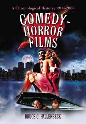 Comedy Horror Films PDF