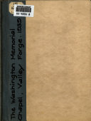 The Washington Memorial Chapel Valley Forge  1939 PDF