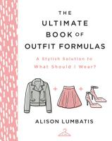 The Ultimate Book of Outfit Formulas PDF