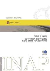 Reducir el papeleo. Comparación internacional de las cargas administrativas