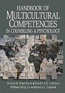 Handbook of Multicultural Competencies in Counseling and Psychology Book
