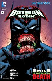Batman and Robin (2011- ) #14