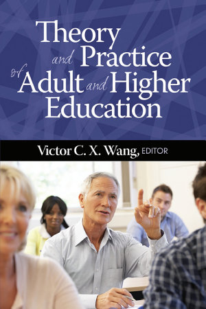 Theory and Practice of Adult and Higher Education PDF