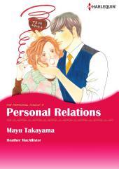 Personal Relations: Harlequin Comics