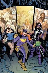 Batgirl and the Birds of Prey (2016-) #5