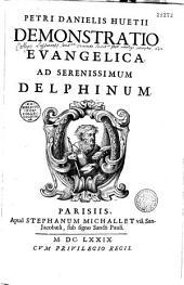 Demonstratio evangelica