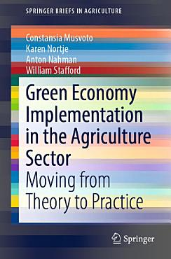 Green Economy Implementation in the Agriculture Sector PDF