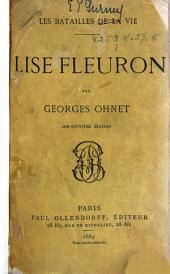 Lise Fleuron