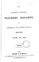 The Sunday School Teachers Magazine and Journal of Education PDF