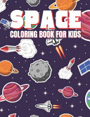 Space Coloring Book for Kids PDF