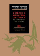 Écfrasis e imitación artística en la poesía hispánica contemporánea: Diez propuestas