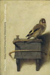 Ornithologies of Desire: Ecocritical Essays, Avian Poetics, and Don McKay
