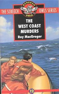 The West Coast Murders Book