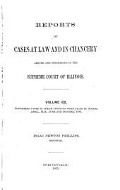 Reports of Cases at Law and in Chancery Argued and Determined in the Supreme Court of Illinois: Volume 152