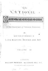 The national encyclopædia. Libr. ed: Volume 4