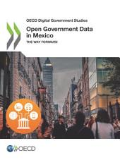 OECD Digital Government Studies Open Government Data in Mexico The Way Forward: The Way Forward