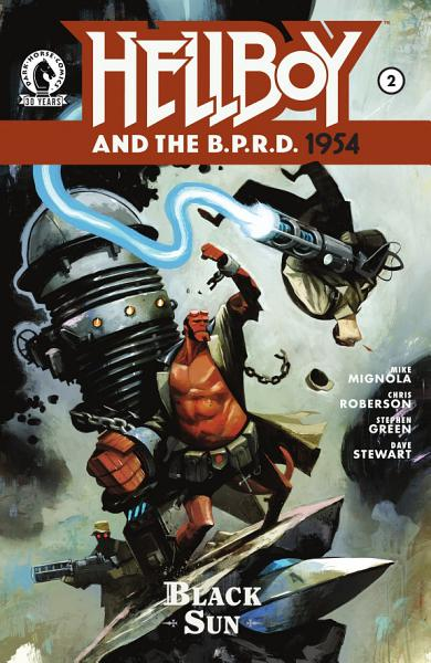 Download Hellboy and the B P R D   1953 The Black Sun  2 Book