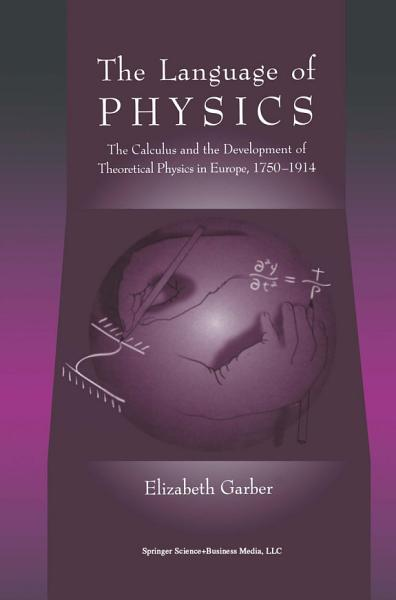 Download The Language of Physics Book
