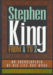 Stephen King From A To Z Book PDF