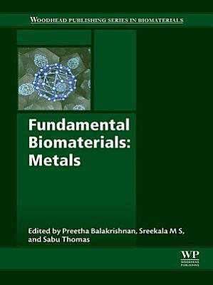 Fundamental Biomaterials: Metals