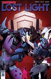 Transformers: Lost Light #20