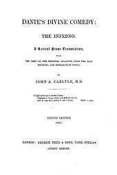 Divine Comedy: the Inferno