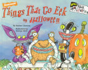 Things That Go Eek On Halloween Book PDF