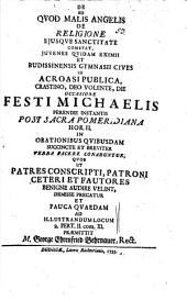 Ad illustrandum locum 2. Petr. II. com. XI.