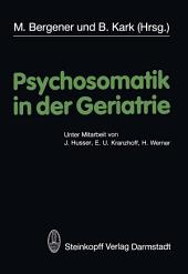Psychosomatik in der Geriatrie