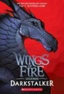 Darkstalker  Wings of Fire Special Edition