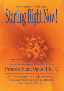 Starting Right Now  PDF