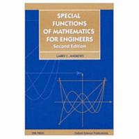 Special Functions of Mathematics for Engineers PDF