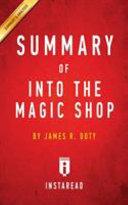 Summary Of Into The Magic Shop Book PDF