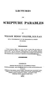 Lectures on Scripture parables