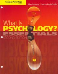 Cengage Advantage Books What Is Psychology Essentials Book PDF