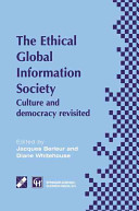 An Ethical Global Information Society