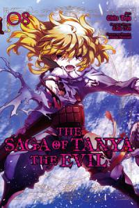The Saga of Tanya the Evil  Vol  8  manga  PDF