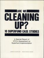 Are We Cleaning Up?