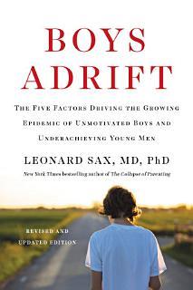 Boys Adrift Book